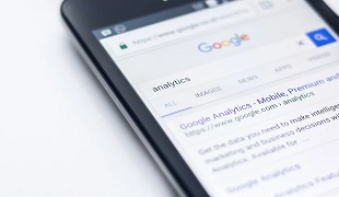 Use Google to search for customer entry points